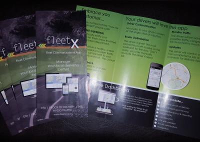 Fleet X Brochure